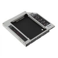 Комплект для установки доп. SSD HDD Hard Drive Caddy Aluminum Universal 12.7mm SATA to SATA