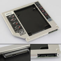 Комплект для установки доп. SSD HDD 9.5mm Serial ATA SATA Optical Bay