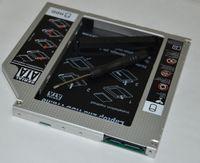 Комплект установки доп HDD 2nd hard drive HDD Caddy Bay For Dell e6420 e6520 e6320 e6430 e6530 e6330