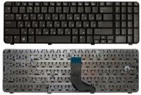 Клавиатура для ноутбука HP Compaq Presario CQ61 Pavillion G61 черная
