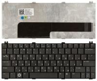 Клавиатура для ноутбука Dell Inspiron Mini 12 1210  черная