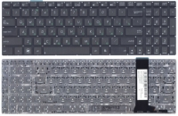 Клавиатура для ноутбука Asus N56 N56V N76 N76V черная