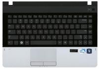 Клавиатура для ноутбука Samsung 300E4A 300V4A черная