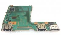 Плата расширения {Sony VPCZ1 HDMI+USB+CR board p/n: 1-881-480-11 IFX-545}